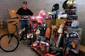 Local Toys for Tots campaign kicks off this weekend