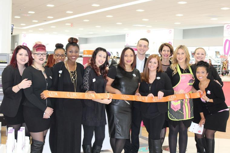 Ulta beauty opens bel air location cecil daily harford for Aberdeen college beauty salon