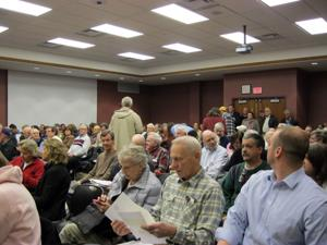 Tier Map Public Hearing with State