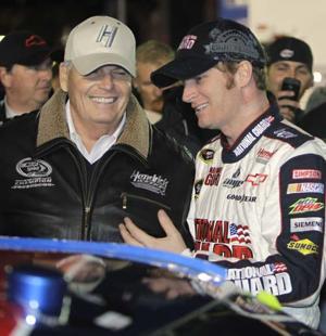 Rick Hendrick, Dale Earnhardt Jr.