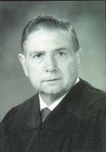 Retired Judge Donaldson C. Cole, Jr.