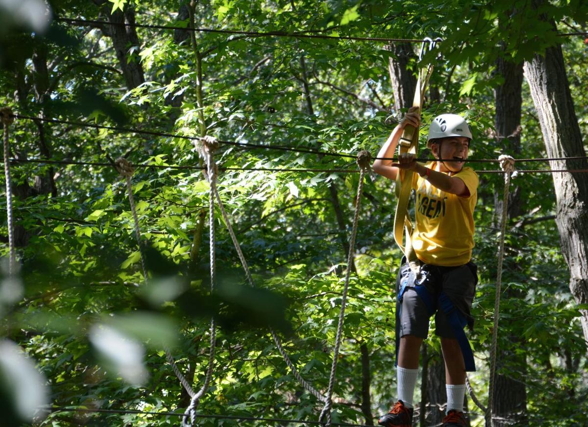 students build community at northbay adventure camp