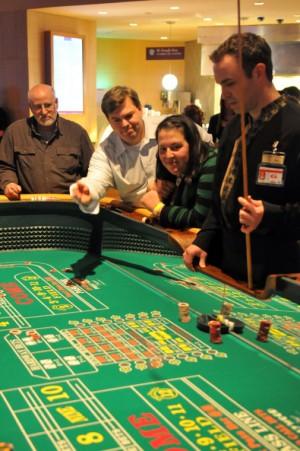 Perryville casino craps