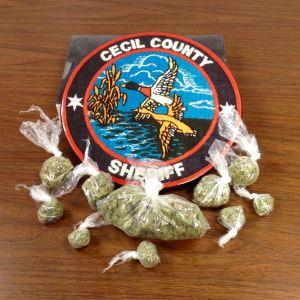 CCSO seizes marijuana, heroin, pills