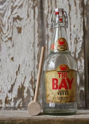 The Bay vodka