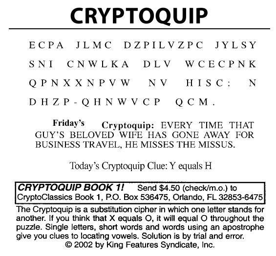 011816 cryptoquip