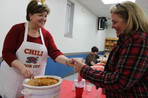 Republican chili cook-off brings party unity with spice