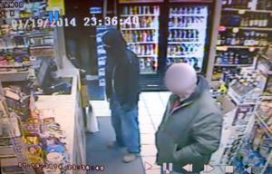 Robbery suspect 2