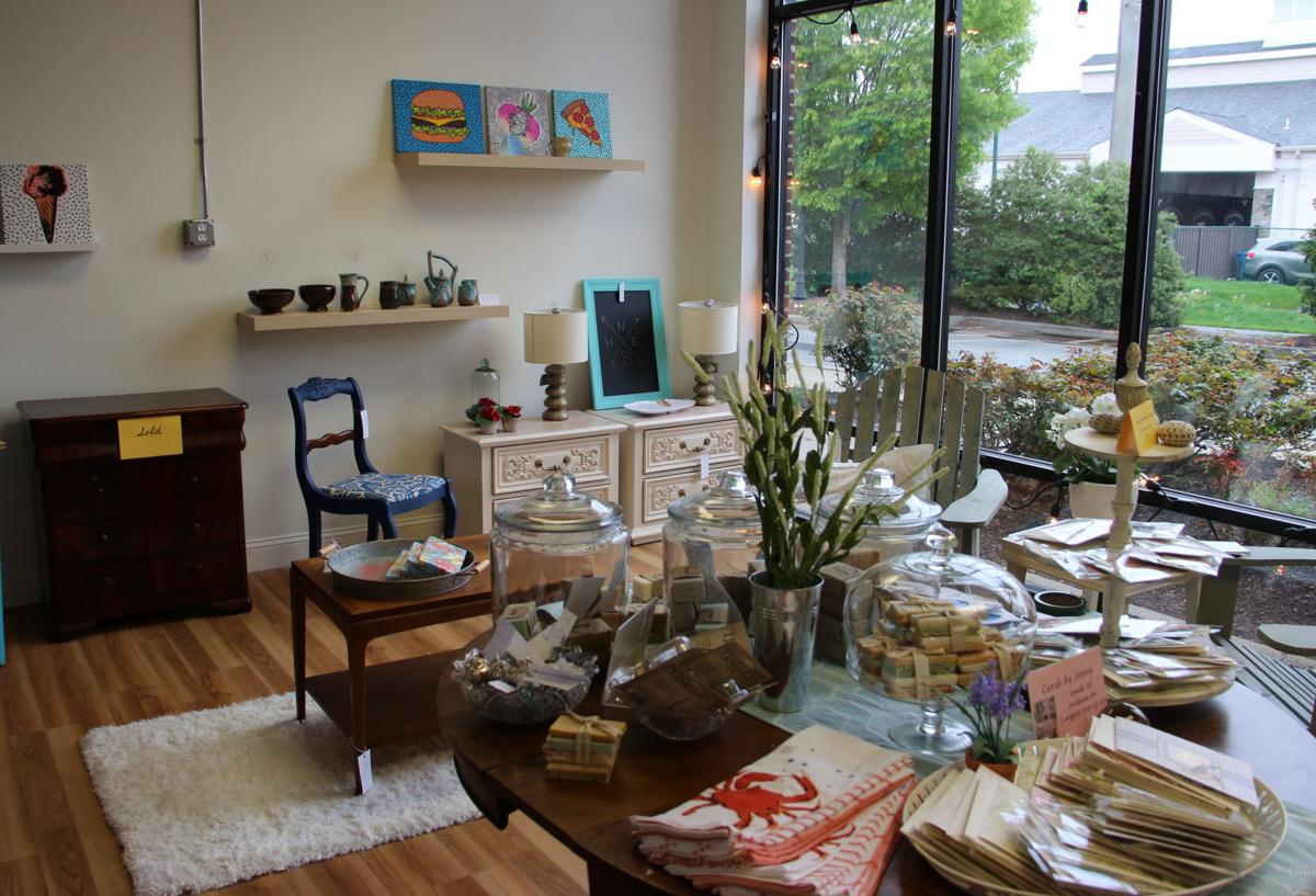Elkton Woman Opens Restored Furniture Shop In Newark Regional News