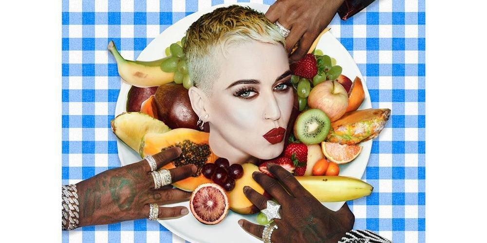 Katy Perry está pronta para ser degustada no single ''Bon Appétit''. Ouça na integra: