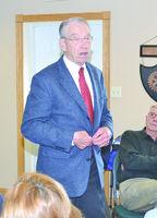 <p>U.S. Senator Charles Grassley</p>