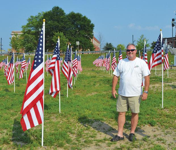 Danville Rotary Club Flags Honor Hometown Heroes Chatham