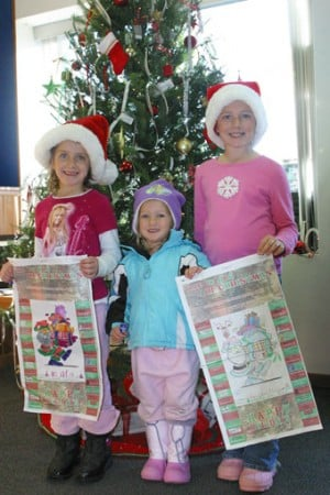 Sisters first to return Christmas coloring pages to Alert 0 comments