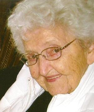 Bertha (Kitelinger) Hoesly