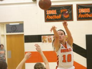 Photos: Jamie Reit, 2014-15 Chippewa County Girls Basketball Player of the Year