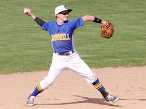 Photos: Eau Claire Regis at McDonell baseball 5-19-15