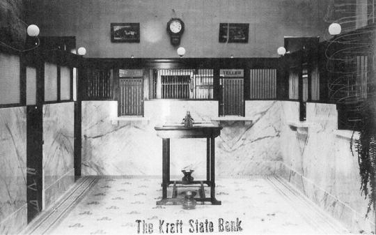 Image result for kraft state bank wisconsin