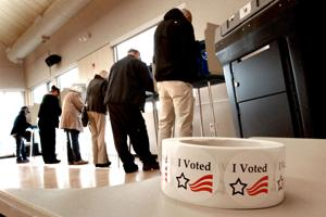 Voter ID in place for primary this month