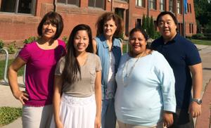 Multicultural Student Services honored with Regents Diversity Award