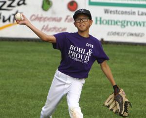 Photos: Chippewa Falls Youth Baseball playoffs, 6-16-15