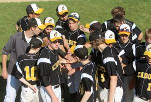 Photos: Cadott at McDonell baseball 5-21-15