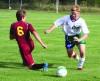 McDonell/Regis soccer vs Barron 8-14-12