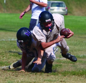 Lake Holcombe football hoping to surprise in 2012