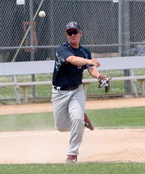 Photos: Chippewa Falls Post 77 senior legion baseball at Eau Claire 7-4-15
