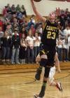 Cadott Boys Basketball at Altoona 2-1-13