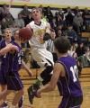 Cadott Boys Basketball vs. Lake Holcombe 1-21-13