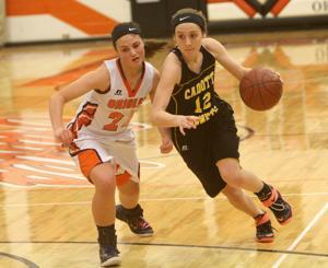 Photos: Cadott at Stanley-Boyd girls basketball 2-9-16