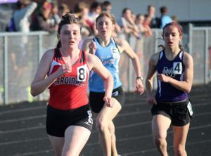 Photos: Chi-Hi track and field triangular 4-14-15