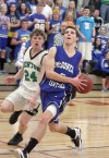 McDonell Boys Basketball vs. Benton 3-10-12