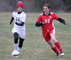 Photos: Chi-Hi girls soccer at Regis/McDonell 4-20-15