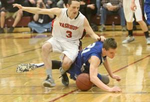Photos: McDonell boys basketball vs Washburn 3-14-15