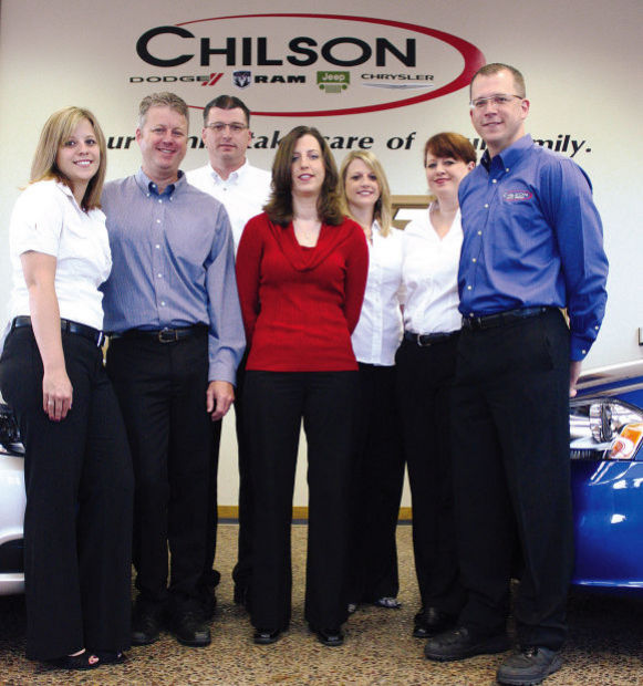 Chilsons make auto franchises a family affair business for Chilson motors in chippewa falls