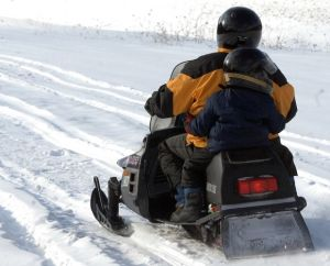 Snowmobile trails open 8 a.m. Saturday, Dec. 21