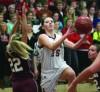 Holmen at Chi-Hi girls basketball 11-30-12