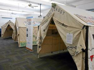 Tents of Witness: Genocide and Conflict display to be held April 6-7