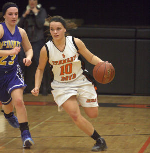 Stanley-Boyd girls hoops routs McDonell 68-44