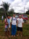 Tenorio and tribal leaders