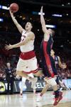 Badgers men's basketball: Frank Kaminsky glad he came back