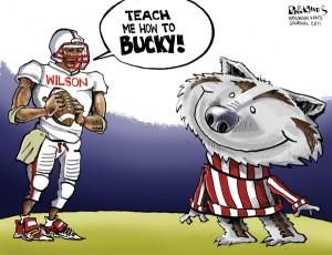 Teach Me How To Bucky