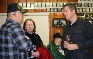 Duffy urges veterans to reach out