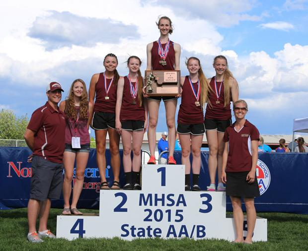 Lady Bulldogs take 3rd in state