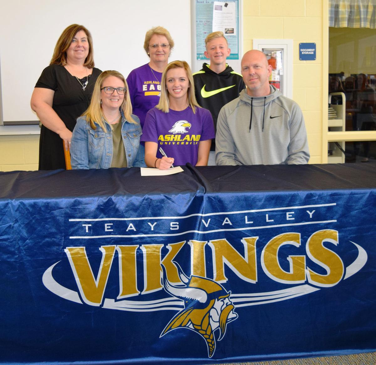 tvs graham signs with ashland sports