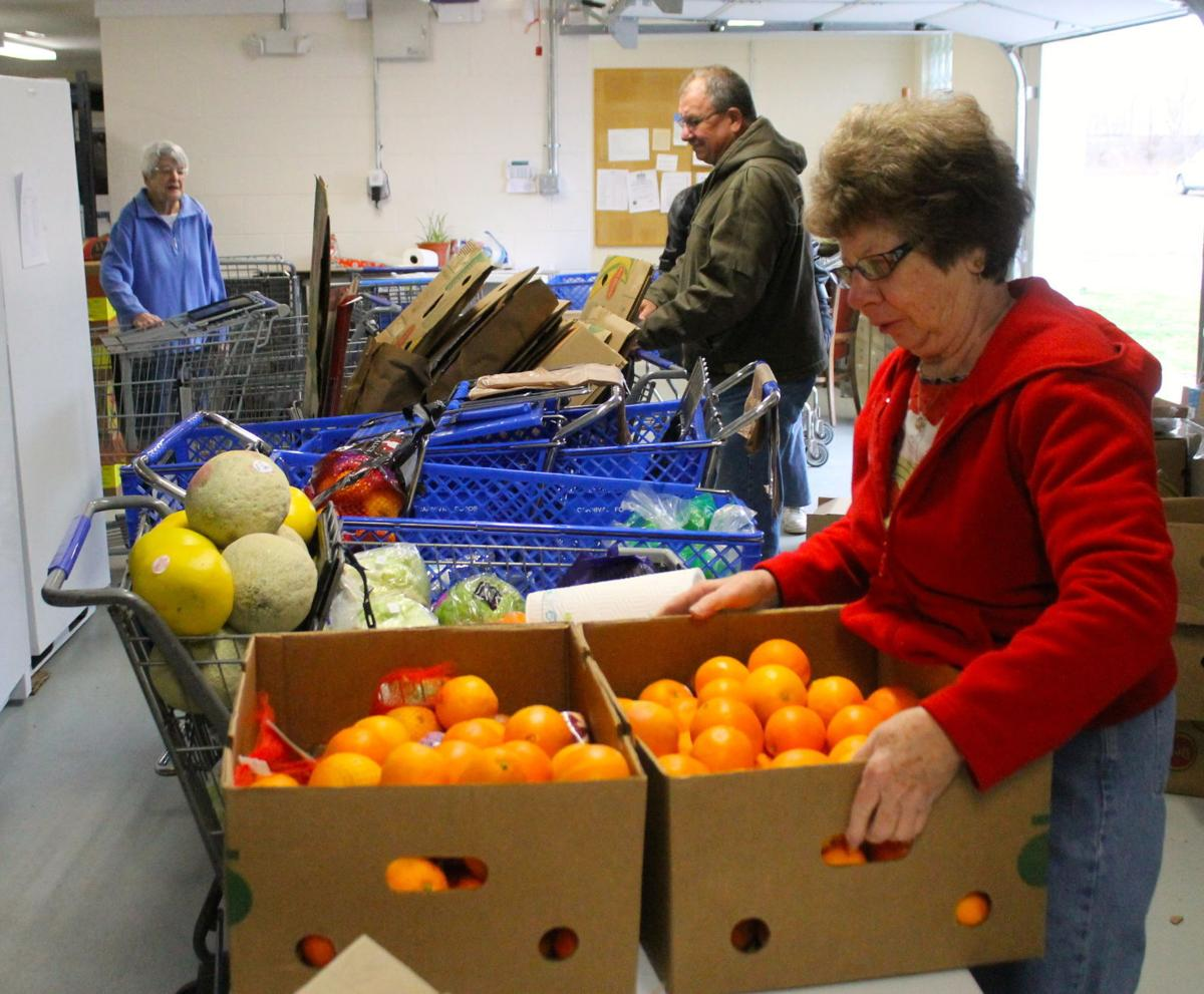 food pantry moves into bigger building to accommodate the