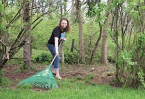 Volunteers pitch-in for Community Action Day