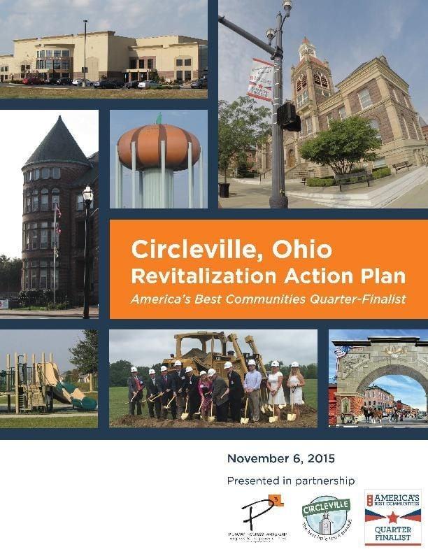 Circleville Ohio Revitalization Action Plan Circleville