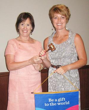 Neff named president of Noon Rotary Club